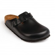 Birkenstock Boston Clog Black 45 Size: 45