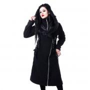 kabát dámský Vixxsin - WILLOW - BLACK - POI833