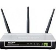 ACCESS POINT INALAMBRICO TP-LINK TL-WA901ND 802.11 N/G/B 450 MBPS 3 ANTENAS DESMONTABLES 5DBI POE PASIVO 30M