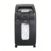 Distrugator automat pentru documente Rexel Auto+ 300X Cross Cut, 300 coli, confeti 4x40mm Distrugator documente Cross-cut (tip confetti) Automat 31-65 Litri