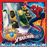 Puzzle Ravensburger - Spiderman, 2x64, 2x81 piese (07262)