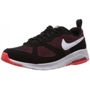 Nike Men's Air Max Muse Black,White,Bright Crimson Running Shoes -10 UK/India (45 EU)(11 US)