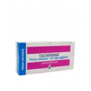 Angelini Spa Angelini Tachipirina Prima Infanzia 125mg Supposte Per Febbre E Dolore 10 Supposte