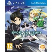 Sword Art Online Lost Song PlayStation 4