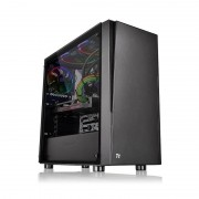 Carcasa Thermaltake CA-1K1-00M1WN-00 Versa J21 Tempered Glass ATX Mid Tower Negru