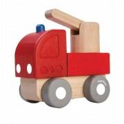 Plan Toys Samochody Plan Toys Mini autko-straż pożarna