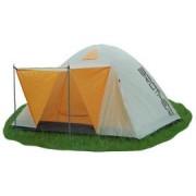 Camping Sátor BROTHER 3 -4 személyre kétrétegű