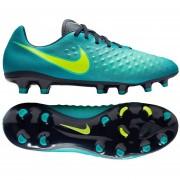 Zapatos Fútbol Hombre Magista Onda II FG Nike-Verde