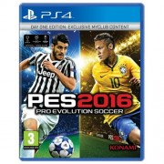Pro Evolution Soccer 2016 D1 Edition PS4