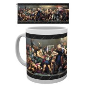 Street Fighter Mug Fight