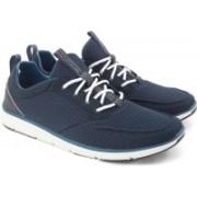 Clarks Orson Fast Navy Combi Sneakers(Navy)