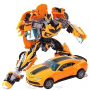 Civil DTransformation Stinger Deformation Toy Robots Brinquedos Classic Toys Action Figure Convertible Robot Into Car for Kids