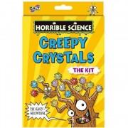 Horrible Science Cristale ciudate Galt