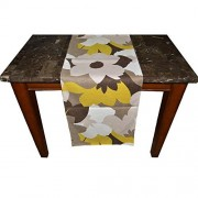 """Canaan Company Esprit Decorative Table Runner 90"""" Oasis"""