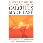 Calculus Made Easy, Hardcover