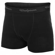 Woolpower - Boxer - Merino ondergoed maat L zwart