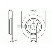 Bosch - Bremsscheibe (Satz)
