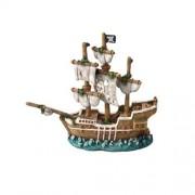 EBI AQUA DELLA Pirátska loď 21x7x18cm