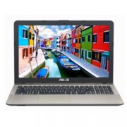 "Лаптоп Asus X541NA-GO020, двуядрен Apollo Lake Intel Celeron N3350 1.1/2.4GHz, 15.6"" (39.62 cm) HD LED дисплей(HDMI), 4GB DDR3L RAM, 1TB HDD, 1x USB Type C Gen1, 1x USB 3.0, Endless Linux, 2kg"
