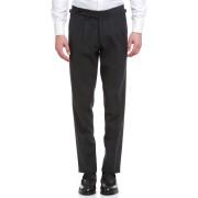 【30%OFF】センタープレス スラックス グレー 52 ファッション > メンズウエア~~パンツ