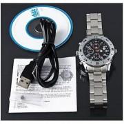 Original 4GB Camera Wrist Watch DVR (Steel Belt ) - at Lowest Price in Shop Clues