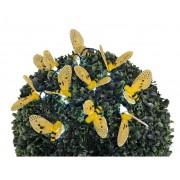 Näve Venkovní světelná girlanda Bee