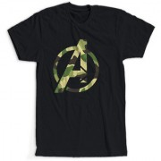 Marvel T-Shirts Avengers Graphic Printed T-Shirt for Men Women and Girls