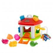 Chicco Casa dos Animais 12M+ Brinquedo 1unid.