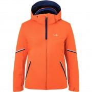 Kjus Boys Jacket FORMULA kjus orange/southern blue