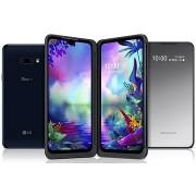LG G8X ThinQ Dual Screen fekete