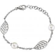 Morellato Romantický náramek s pravými perlami Foglia SAKH18