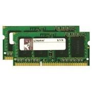 Kingston ValueRAM - DDR3 - 8 GB: 2 x 4 GB - SO