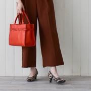 クロールバリエ カラフルパンプス【QVC】40代・50代レディースファッション