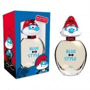 The smurfs blue style papa eau de toilette 100 ml spray