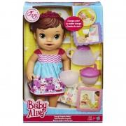 Boneca Baby Alive Chazinho Mágico Ref-a9289
