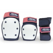 REKD Heavy Duty Triple Pad Blue/Pink - M