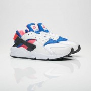 Nike Air Huarache Run 91 Qs White/Game Royal/Black