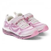Geox Pink Android Sneakers Barnskor 32 (UK 13)