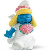 Bride Smurf by Schleich