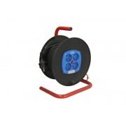 Prelungitor curent cu 4 prize tensiune 230V tip bobina 20 m