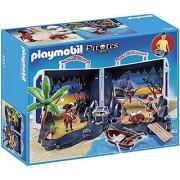 PLAYMOBIL Pirate Treasure Chest Playset
