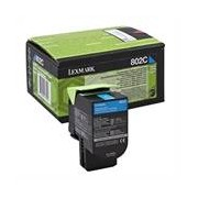 Lexmark 802C (80C20C0) toner cian