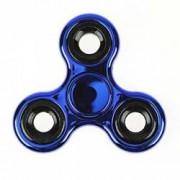 Spinner Fidget jucarie antistres metal albastru