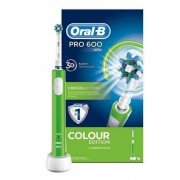 Procter & Gamble Srl Oral-B Professional Care - Spazzolino Elettrico Spazzolino Elettrico Oral-B Pro 600 Crossaction