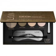 L.O.V Make-up Eyebrows Browttitude Professional Eyebrow Palette No. 500 Blonde Perfection 5 g