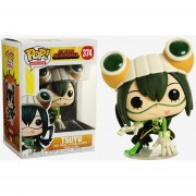 Funko Pop Tsuyu My Hero Academia