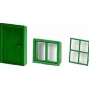 Set de constructie Teifoc Door and Window