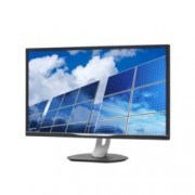 "Монитор Philips 328B6QJEB, 32"" (81.28 cm) IPS‎ панел, WQHD, 5 ms, 50 000 000:1, 250 cd/m2, DisplayPort, HDMI, VGA, DVI, USB"