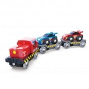 Trenulet transport masini de curse HAPE