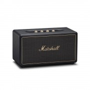 Marshall Stanmore Wi-Fi Multi-Room - безжичен аудиофилски спийкър с Bluetooth и 3.5 mm изход (черен)